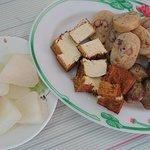 阿魯香腸熟肉照片