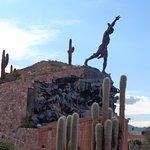 Humahuaca: Monumento a la Independencia