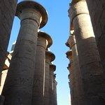 Columns, Luxor Temple