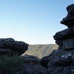 Aussies Hike Sundial Peak, Halls Gap