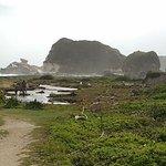 Foto de Kapurpurawan Rock Formation