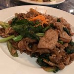 Noodle dish with beef (#62)