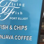 The Flying Fish Cafe resmi