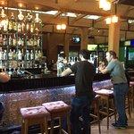 Nice bar section