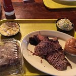 Brisket, Mac, Broc Casserole, Bread Pudding
