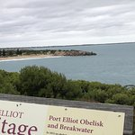A view of Port Elliot