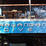 Dive shop -with some great kit and amazingly helpful and friendly staff