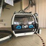 """صورة فوتوغرافية لـ Dajti Ekspres """"Cable Car"""""""