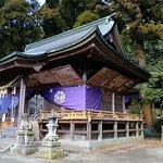 小国両神社拝殿