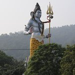 Very large statue of a Deity