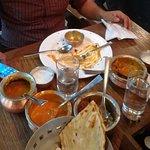 Full on Punjabi food