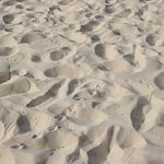 nice sand fine and perfect