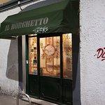 Foto de Antica Trattoria Toscana Il Borghetto