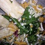 "Lamb Koftas with ""cauliflower"" couscous ........."