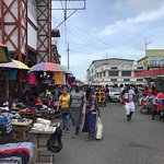 Photo of Stabroek Market