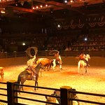 Buffalo Bill's Wild West Show with Mickey & Friends Foto