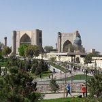 Photo of Bibi Khanym Mosque