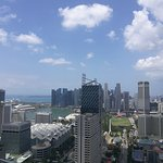 39th floor for great views!