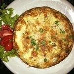 Omelete de Camarão a La Carte!!