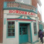 Border Cafe Entrance