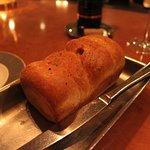 Carlic bread wan insanly good