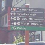 Banff Visitor Information - August 2017