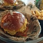 Photo of Manhattn's Burgers Beurs