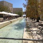 Plaza Level Main Fountain