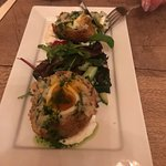 Mackerel Scotch Egg Starter