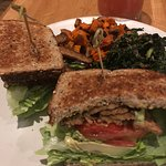 Temped Sandwich