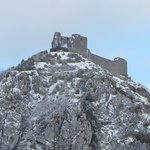 Chateau de Montsegur의 사진