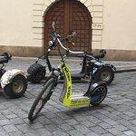 Prague On Segway, on E-Scooter, on Quad Foto