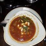 Island style fish soup