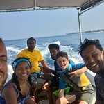 diving with great people!