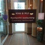 Khai & Mui - Cashless restaurant