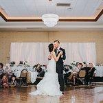 First dance, photo by Chelsea Dawn Weddings