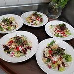 Bella house salad