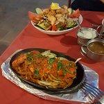 Paneer & Chicken Tikka Salad