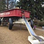 Wagon Slide