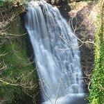 Falling Foss Waterfall