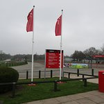 Entry to Oulton Park