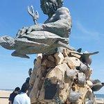 Virginia Beach Boardwalk Foto