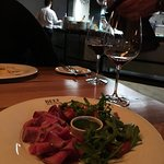 BEEF meat & wine Foto