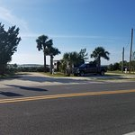 Cedar Key RV Resort from our stay.