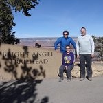 And back to the South Rim