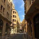 Suq von Beirut Foto