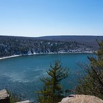 Devil's Lake April 2018 - taken by Brady Van Asten