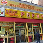 Photo of Papaya King