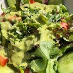 salad - ok