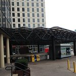 Ballston station entrance